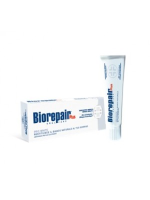 Biorepair Plus Pro White Dentifricio 75 ml