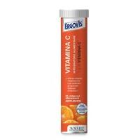 Ergovis Vitamina C Integratore Alimentare 20 Compresse Effervescenti