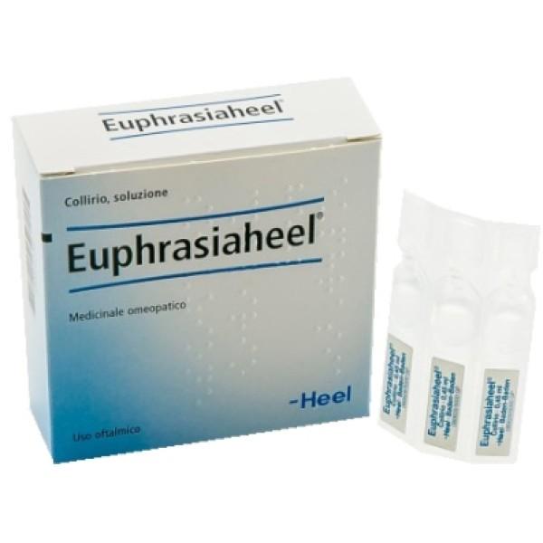 Guna Heel Euphrasia Collirio 15 Fiale - Medicinale Omeopatico