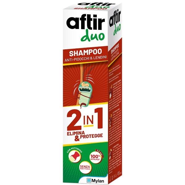 Aftir Duo Shampoo Antipediculosi 100ml
