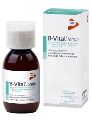 B-Vital Totale Soluzione 100 ml - Integratore Alimentare