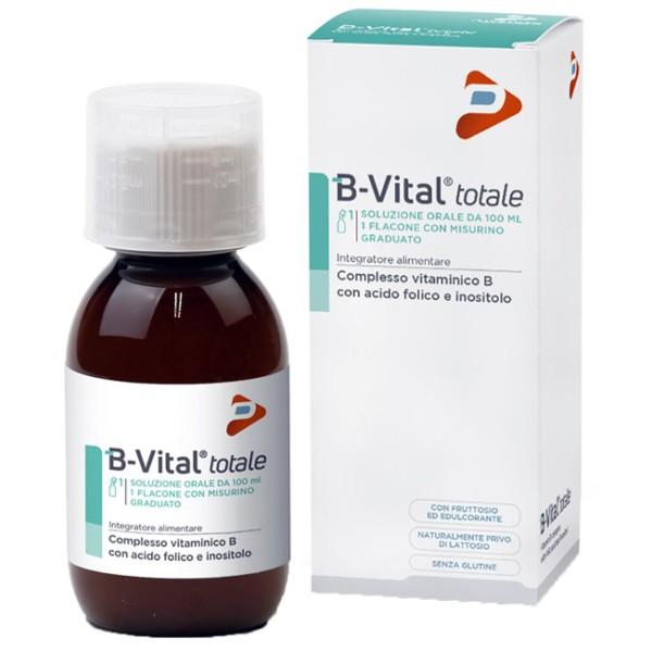 B-VITAL TOTALE SOLUZIONE 100ML