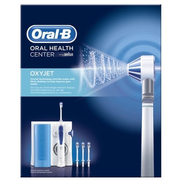 Oral-B Oxyjet MD20 Idropulsore Dentale