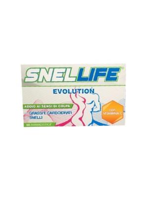 Snellife Evolution 30 Compresse - Integratore Bruciagrassi