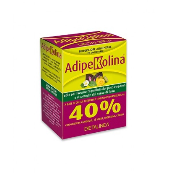 ADIPEKOLINA 24 Cpr