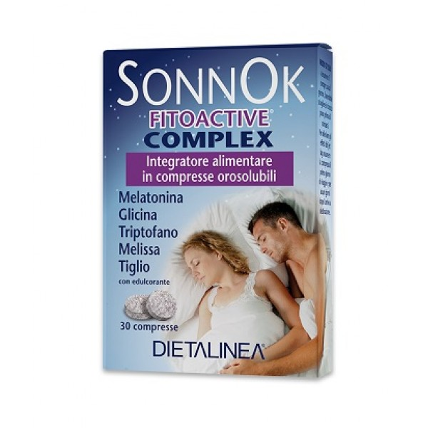 SONNOK Fitoactive Compl.30 Cpr