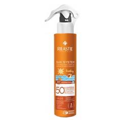 Rilastil Sun System Solare Pediatrico Bambino Spray 50+200 ml