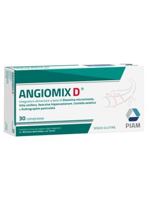 Angiomix D Integratore Alimentare 30 compresse