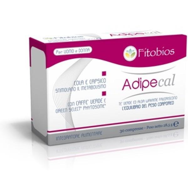 Adipecal 30 Compresse - Integratore Alimentare