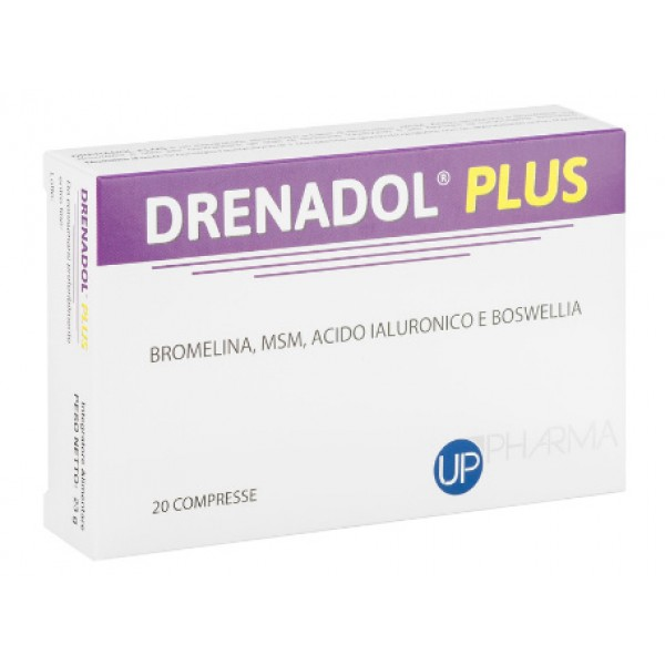 Drenadol Plus 20 Compresse - Integratore Articolare