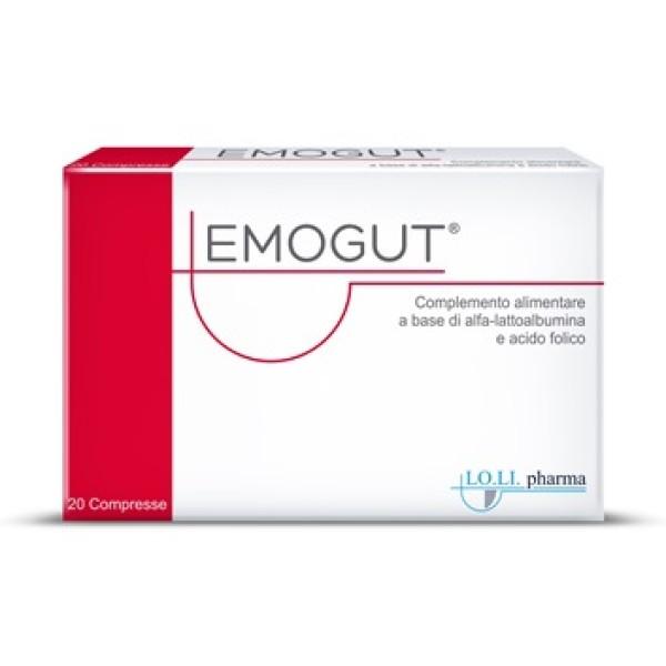 Emogut 20 Compresse - Integratore Alimentare
