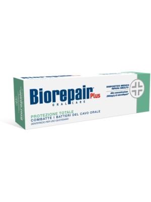 Biorepair Plus Protezione Totale Dentifricio 75 ml