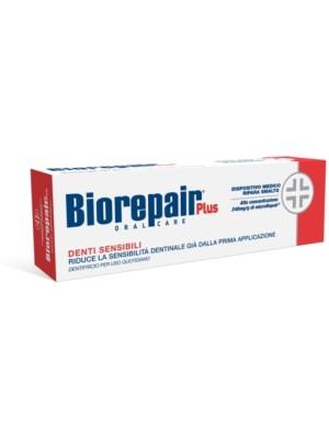 Biorepair Plus Denti Sensibili Dentifricio 75 ml