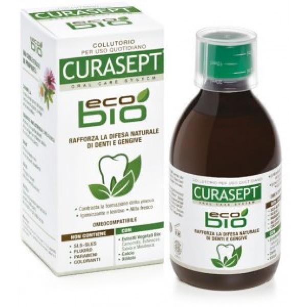 Curasept Ecobio Collutorio Igienizzante 300ml