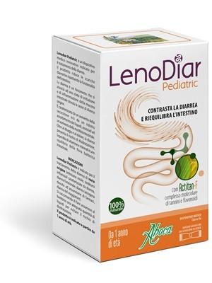 Aboca LenoDiar Pediatric 12 Bustine - Integratore contro Diarrea Bambini
