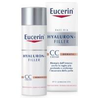 Eucerin Hayluron-Filler Crema Colorata Dorata 50ml
