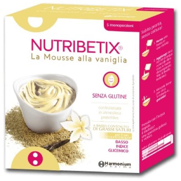 NUTRIBETIX Mousse Vaniglia 5pz