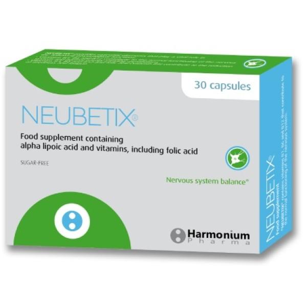 Neubetix 30 Capsule - Integratore Alimentare