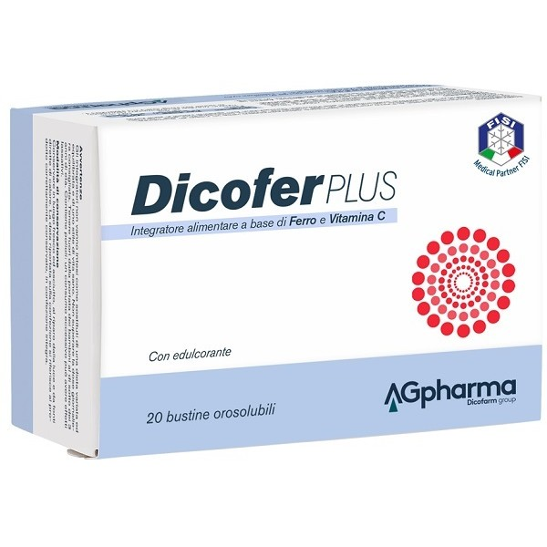 DICOFER PLUS 20BUST