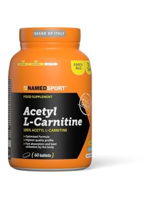 Named Sport Acetyl L-Carnitine 60Capsule - Integratore Alimentare