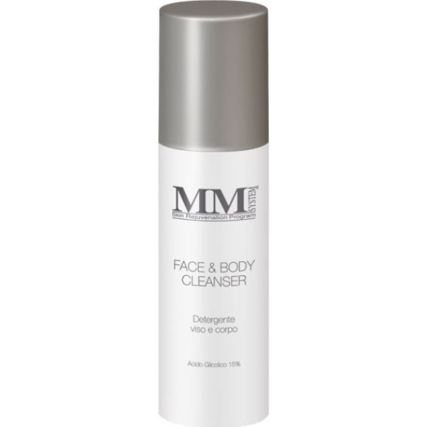 MM SYSTEM Face&Body Cleanser