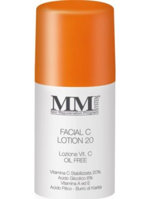MM SYSTEM Facial C Lotion 20%