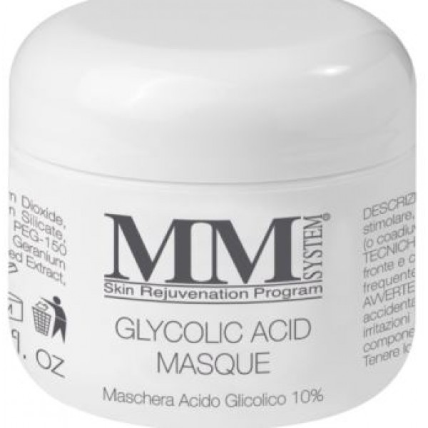 MM SYSTEM Glyc.10% Masque 75ml