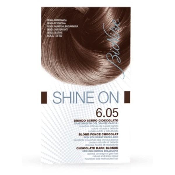 Bionike Shine On Tintura 6,05 Capelli Biondo Scuro Cioccolato