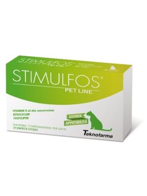 STIMULFOS Pet Line Gatto 30Cpr