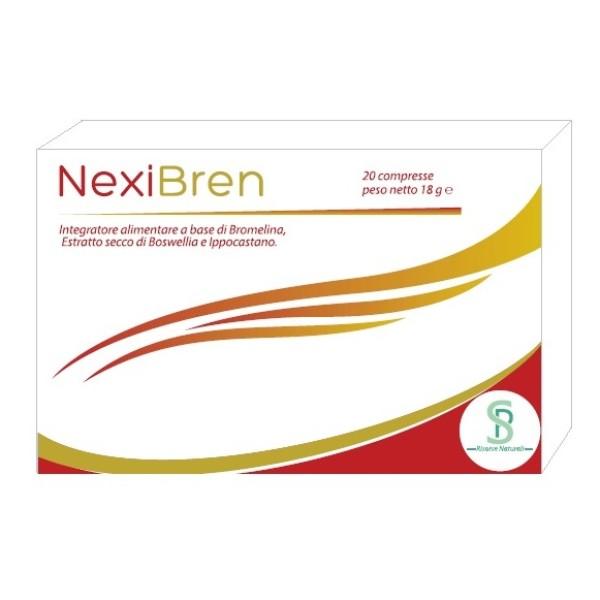 NEXIBREN 20 Cpr