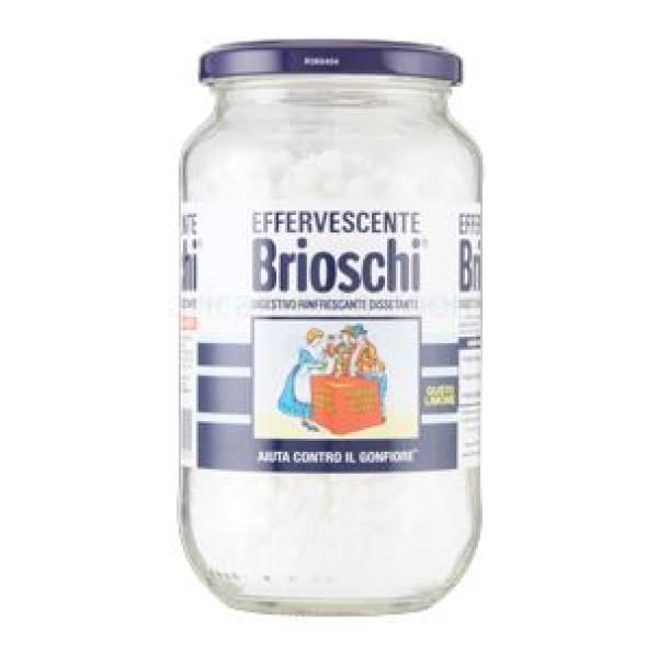 Brioschi Effervescente Digestivo al Limone Barattolo 250 grammi