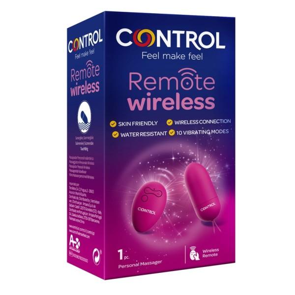 ControlRemote Wireless Vibrante Piacere