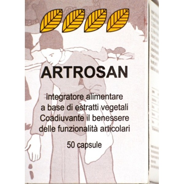ARTROSAN 50 Cps