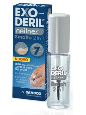 Exoderil Nailner Smalto 2 in 1  5 ml