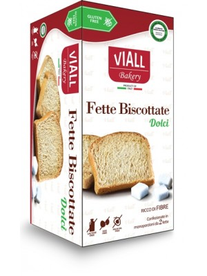 VIALL Fette Biscott.Dolci 200g