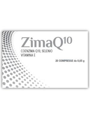 ZimaQ10 20 Compresse - Integratore Alimentare