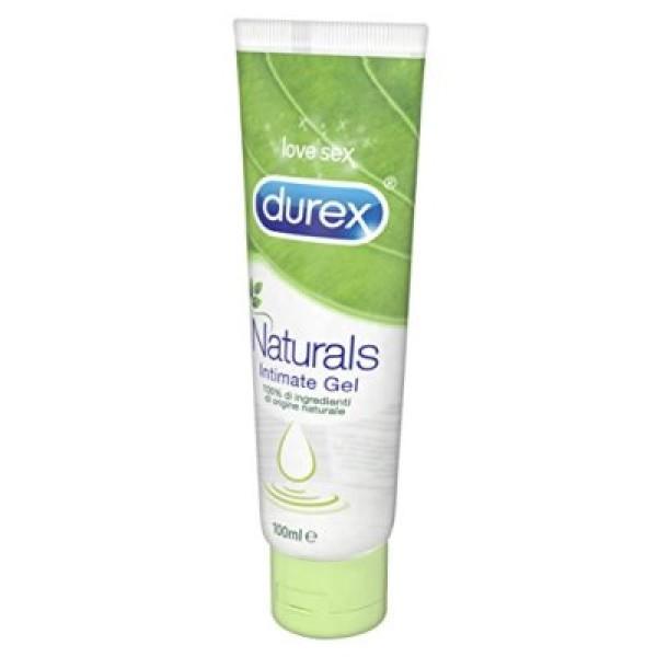 Durex Naturals Pure Gel Intimo Lubrificante Aloe Vera 100 ml