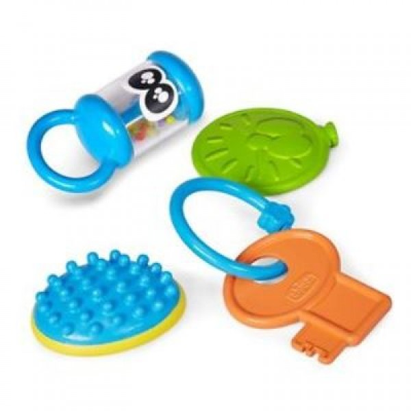 Chicco Gioco Baby Senses Gift Set