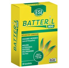 Tea Tree Batteril Integratore Alimentare Esi 900 30 tavolette
