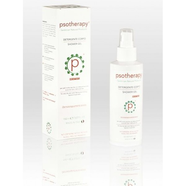 PSOTHERAPY Det.Corpo 150ml