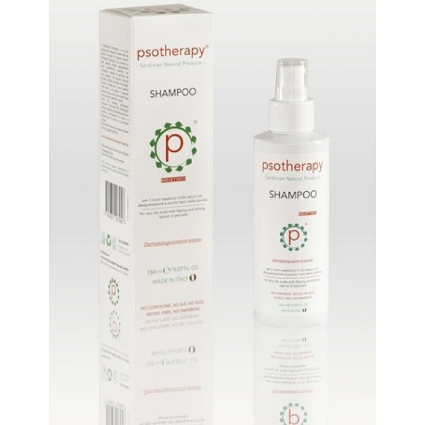 PSOTHERAPY Shampoo 150ml