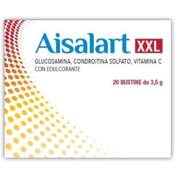Aisalart XXL 20 Bustine - Integratore Articolare