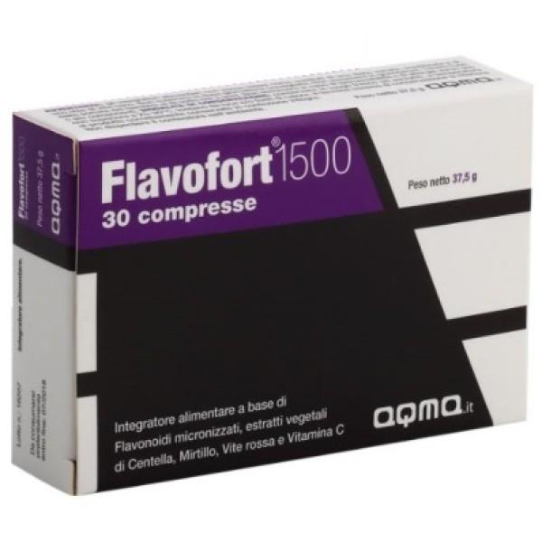 FLAVOFORT 1500 30 Cpr