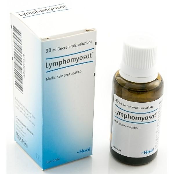 Guna Heel Lymphomyosot Gocce 30 ml - Medicinale Omeopatico