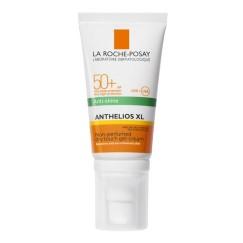 La Roche Posay Anthelios Solare XL Gel Crema Tocco Secco Senza Profumo Anti Lucidita SPF 50+ 50 ml