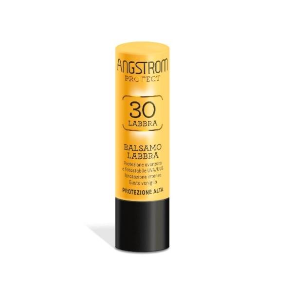 Angstrom Balsamo Solare Labbra SPF 30 Protettivo 5 ml