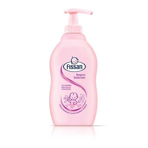 Fissan Bagno Delicato Detergente Bambini 400 ml