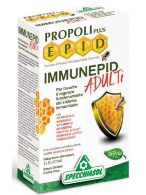 Specchiasol Immunepid Adulti 15 Buste - Integratore Difese Immunitarie