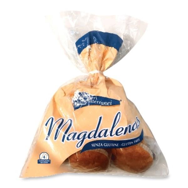 Piaceri Mediterranei Magdalenas Senza Glutine 180 grammi