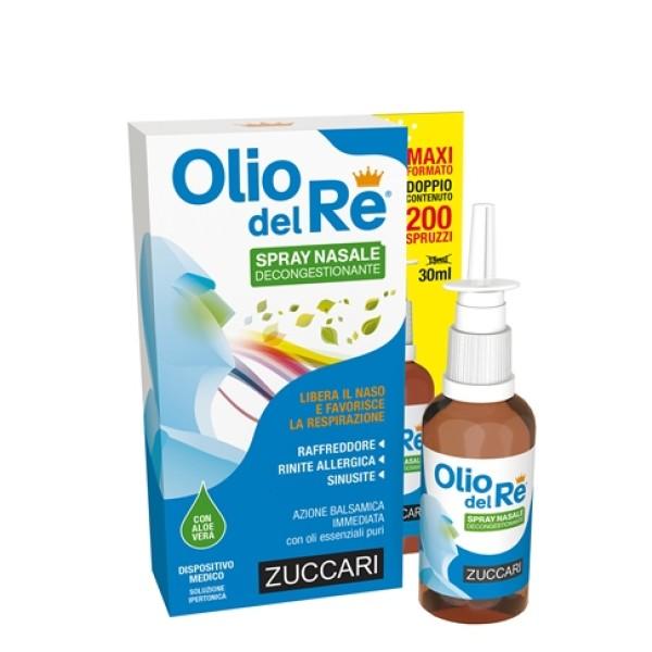 Zuccari Olio del Re Spray Nasale 30 ml